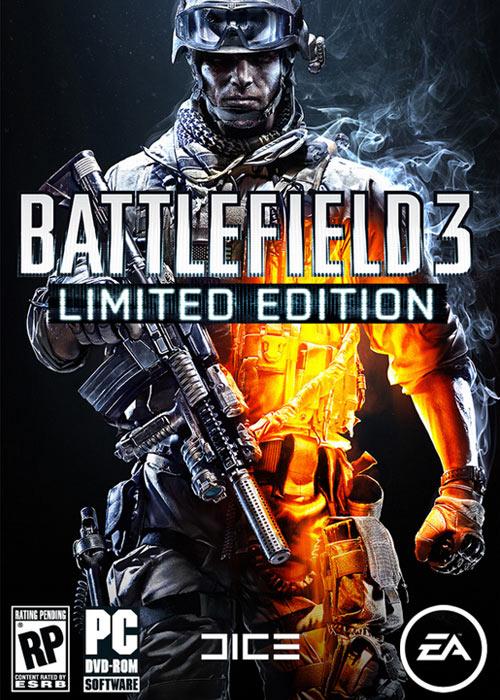 Battlefield 3 Limited Edition Origin CD Key