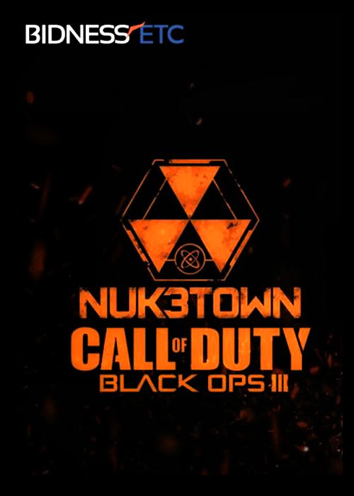 Call of Duty:Black Ops III - Nuketown Steam CD Key