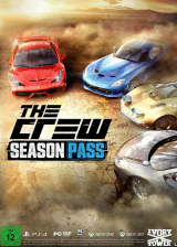Official The Crew Season Pass Uplay CD Key