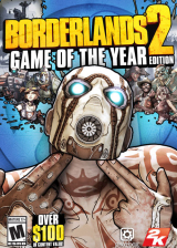 Official Borderlands 2 Game Of The Year Edition Steam CD Key