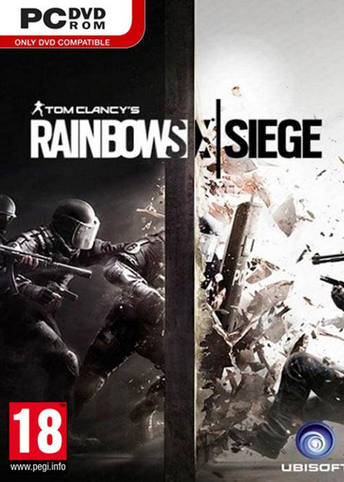 Tom Clancys Rainbow Six Siege Uplay CD Key