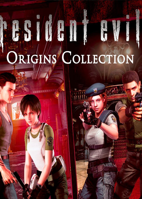 Resident Evil Origins Collection Steam CD Key