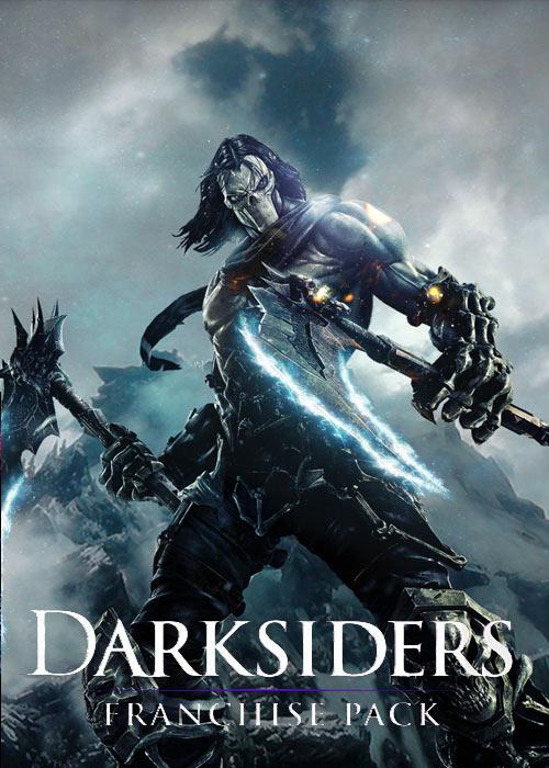 Darksiders Franchise Pack Steam CD Key