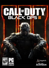 Official Call Of Duty Black Ops III Steam CD Key