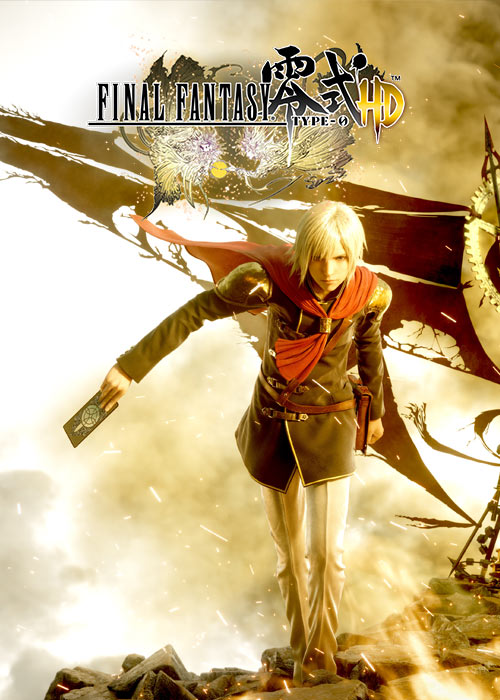 Final Fantasy Type-0 HD Steam CD Key