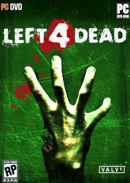 Left 4 Dead Steam CD-Key