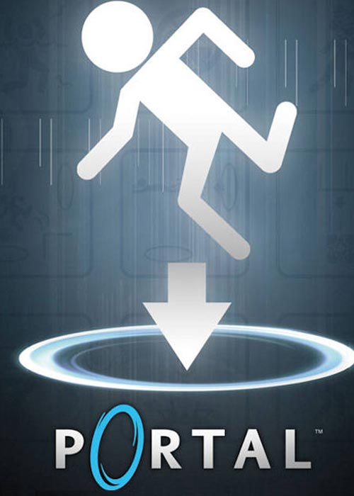 Portal Steam CD-Key