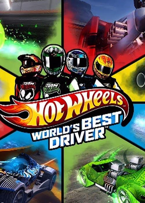 Hot Wheels World's Best Driver Steam CD-Key