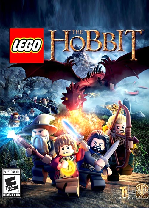 LEGO The Hobbit Steam CD-Key