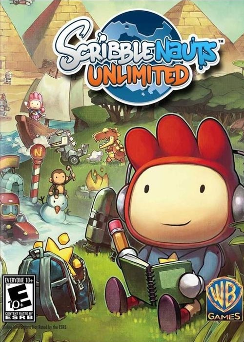 Scribblenauts Unlimited Steam CD Key