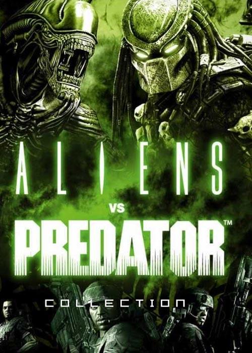 Aliens vs Predator Collection Steam CD Key