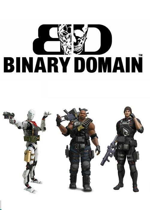 Binary Domain Steam CD Key