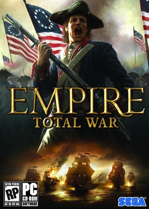 Empire Total War Steam CD Key