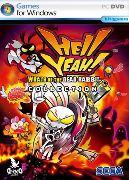 Hell Yeah Collection Steam CD-Key