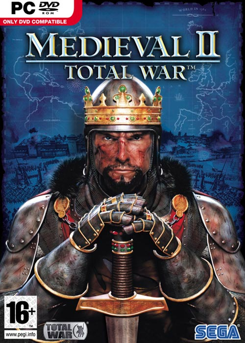 Medieval II Total War Steam CD-Key