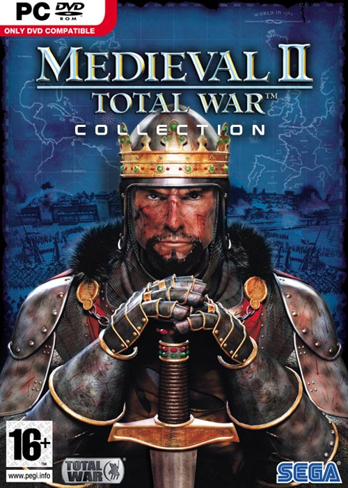 Medieval II Total War Collection Steam CD-Key