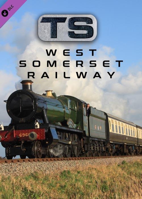 West Somerset Railway Route Add On DLC Steam CD Key