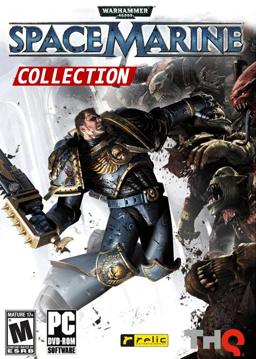 Warhammer 40000 Space Marine Collection Steam CD Key