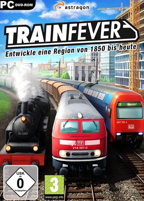 Train Fever Steam CD Key
