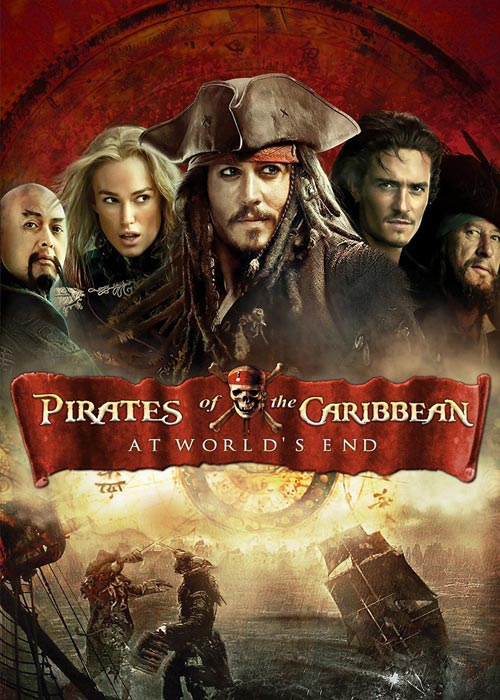 Pirates of the Caribbean At Worlds End Steam CD-Key