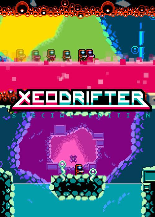Xeodrifter Steam CD Key