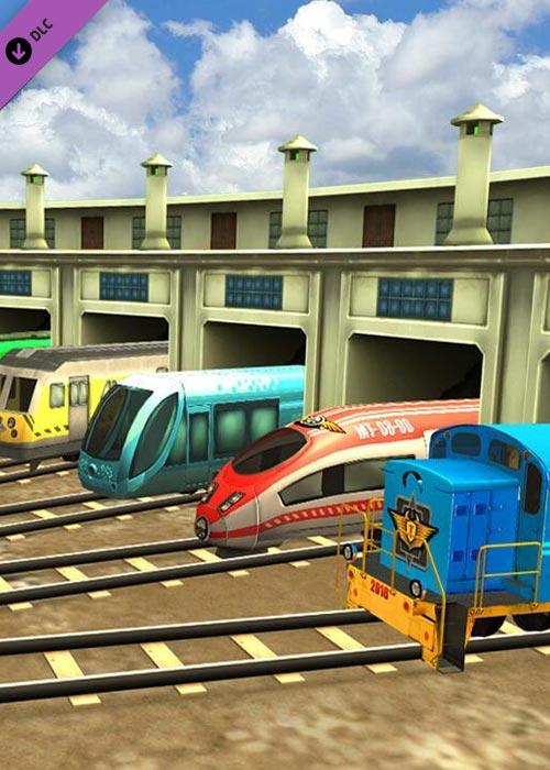 Train Simulator North Jersey Coast Line Route Add On DLC Steam CD Key