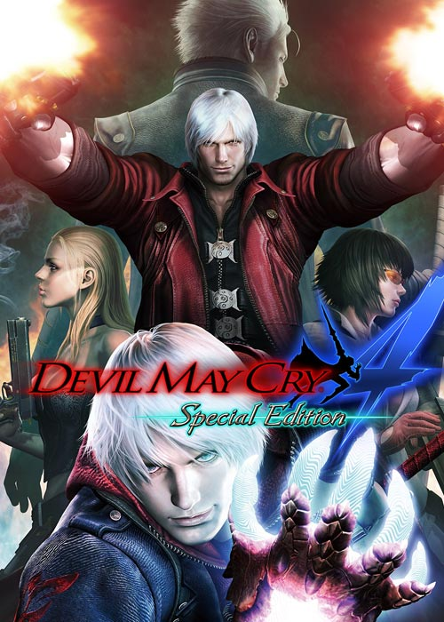Devil May Cry 4 Special Edition Steam CD Key