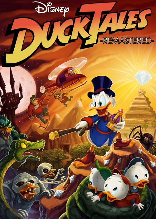 Duck Tales Remastered Steam CD Key