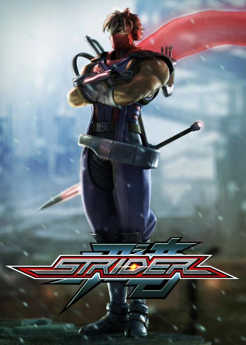 Strider Steam CD Key