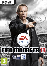 Official FIFA Manager 13 Origin CD Key