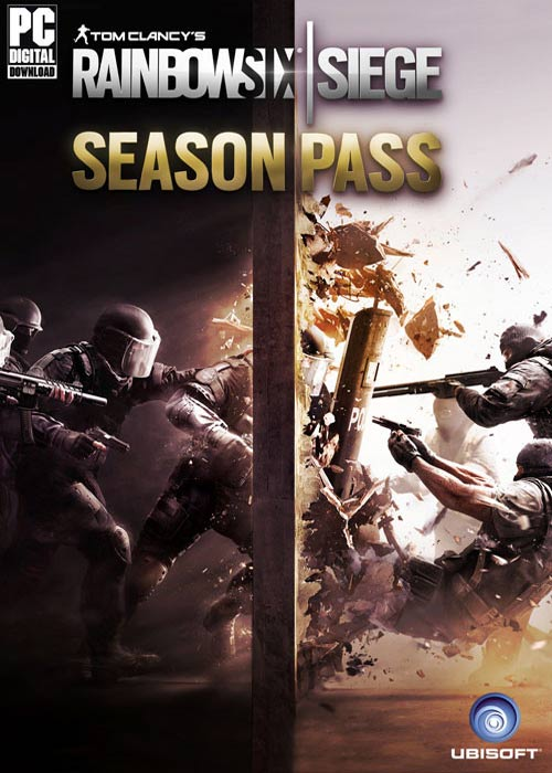 Tom Clancys Rainbow Six Siege Season Pass DLC Uplay CD Key