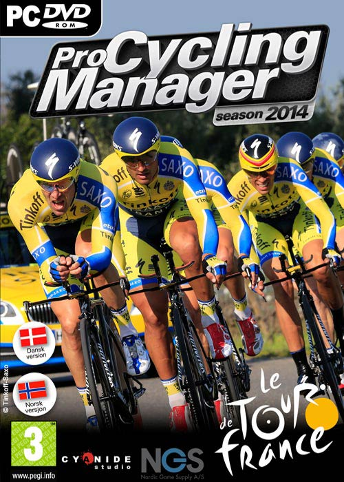 Pro Cycling Manager 2014 Steam CD-Key