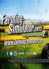 Official Farming Simulator 2013 Official Expansion 2 RETAIL CD Key