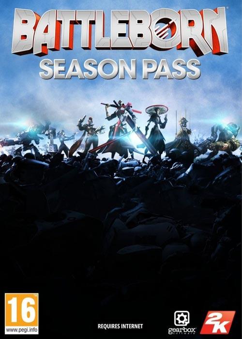 Battleborn Season Pass DLC Steam CD Key