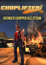 Official Choplifter HD Night Avenger Chopper DLC Steam CD Key