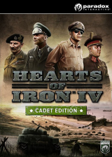Official Hearts of Iron IV Cadet Edition Steam CD-Key