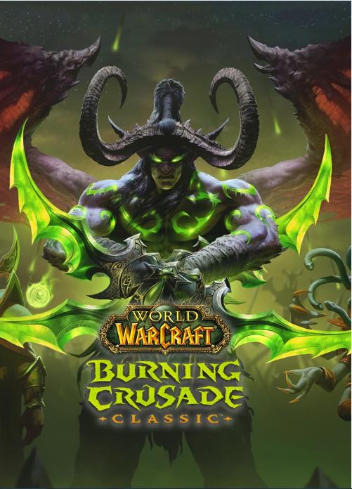 World of Warcraft Burning Crusade Classic-Dark Portal Pass Battle.net CD Key EU