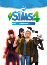 VIP-SCDKey.com, The Sims 4 Vampires Origin Key Global