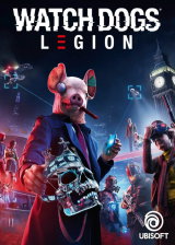 Official Watch Dogs Legion Standard Edition Uplay CD Key EU