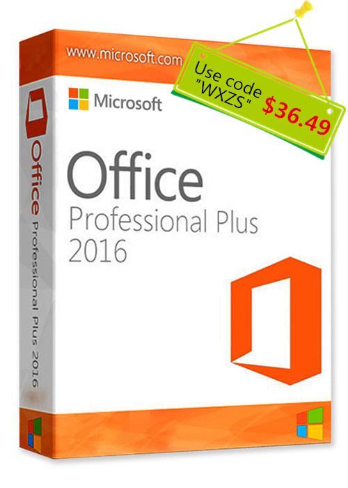 Office2016 Professional Plus CD Key Global(SECKILL)