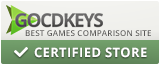 Store verified by Gocdkeys