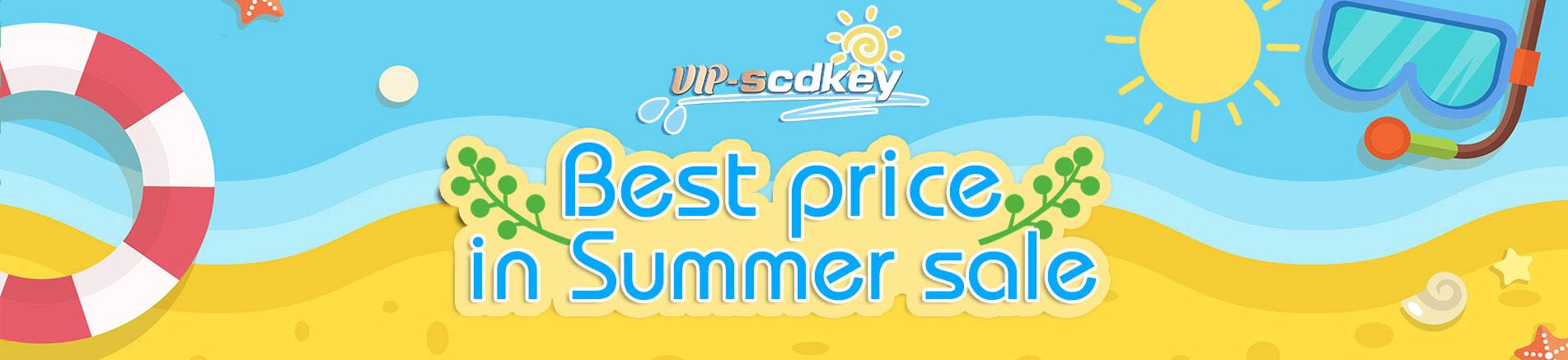vip-scdkey summersale